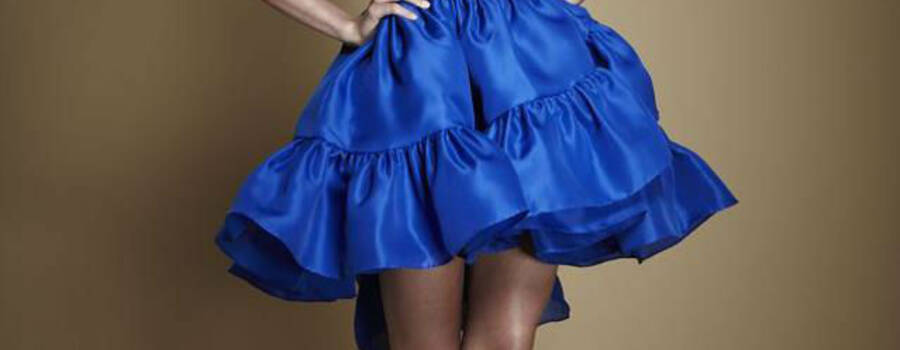 Vestidos de fiesta - Foto Frattina