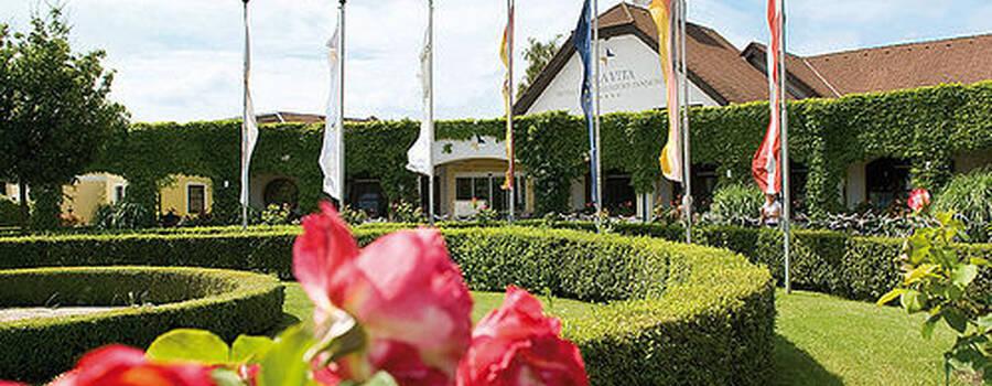 Beispiel: Haupthaus - Außenansicht, Foto: Hotel Vila Vita Pannonia.