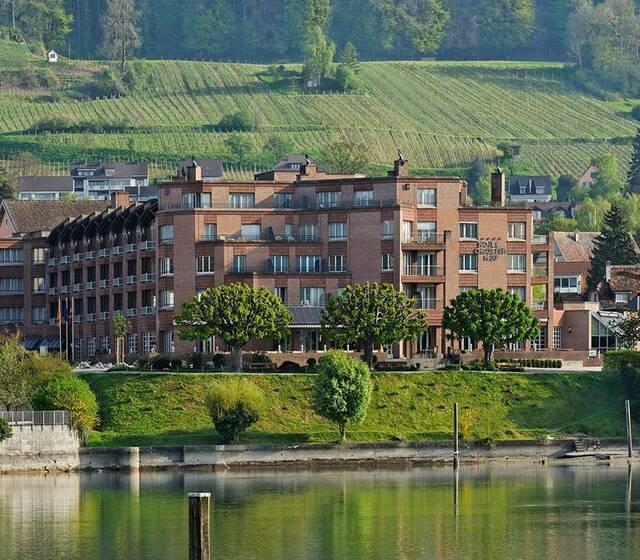 Beispiel: Aussenansicht, Foto: Hotel Chlosterhof.