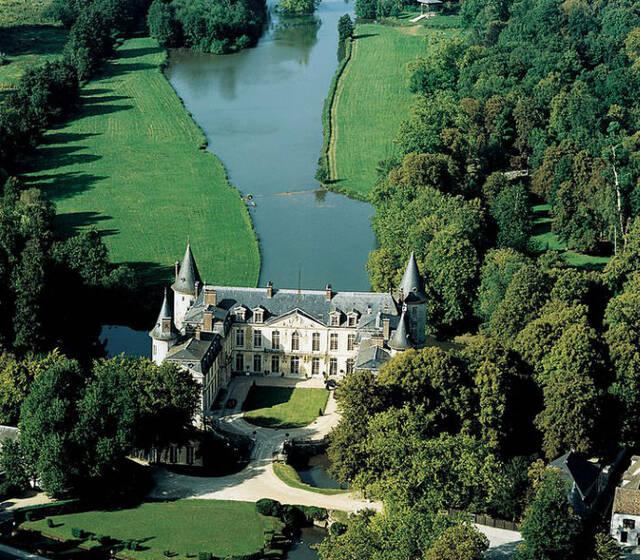 Château d'Ermenonville