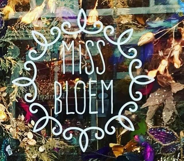 Facebookpagina Miss Bloem
