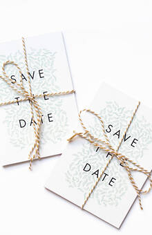 Canopée - Save the date