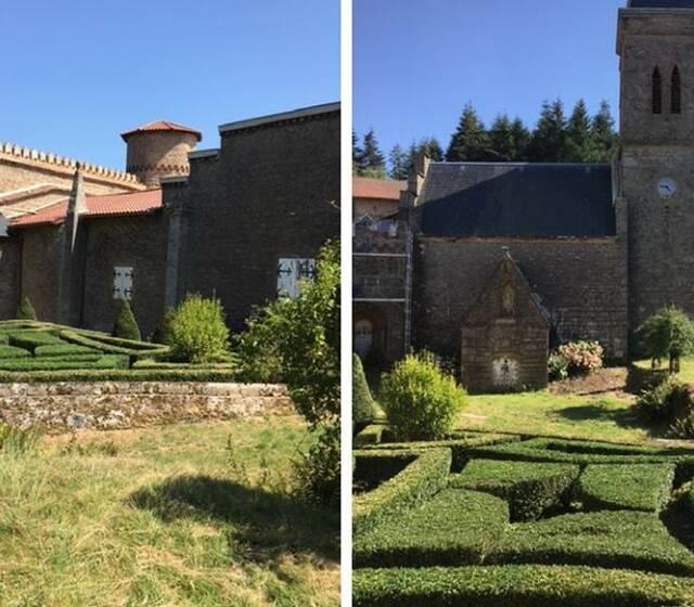 © Château de Saint Bonnet Le Froid
