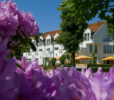 Beispiel: Vorderansicht, Foto: AKZENT Hotel Zur Post.