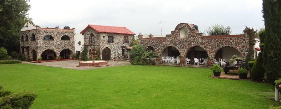 Hacienda Santa Catarina.