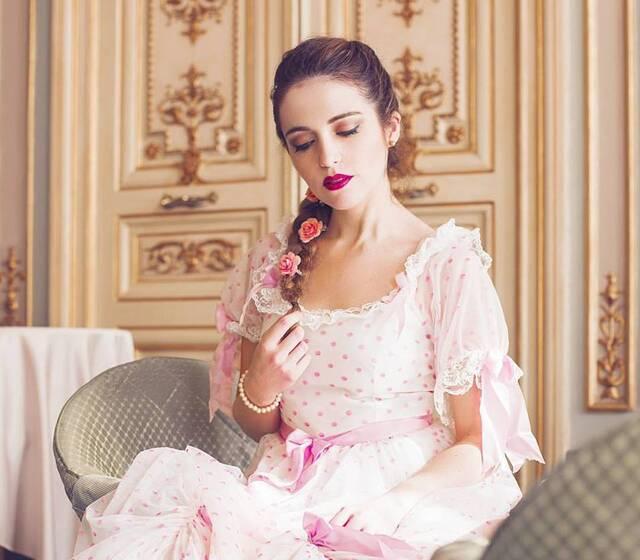 Alba Quirós Makeup Artist