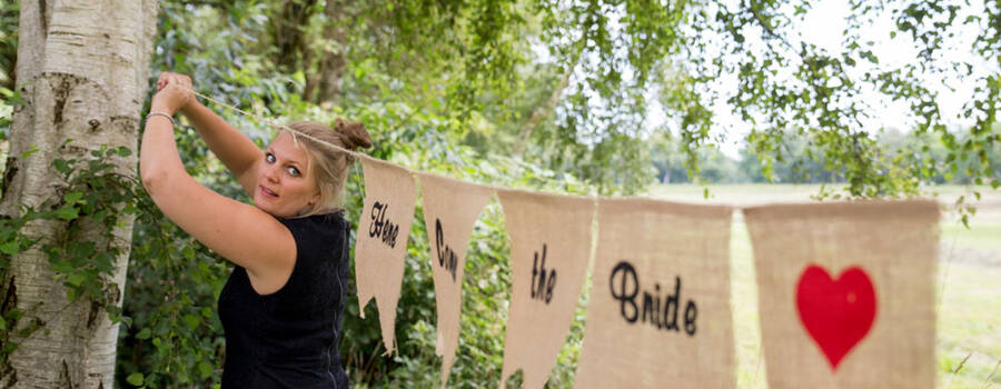 Lot's Weddings & Events verzorgd de styling & decoratie van jullie dag