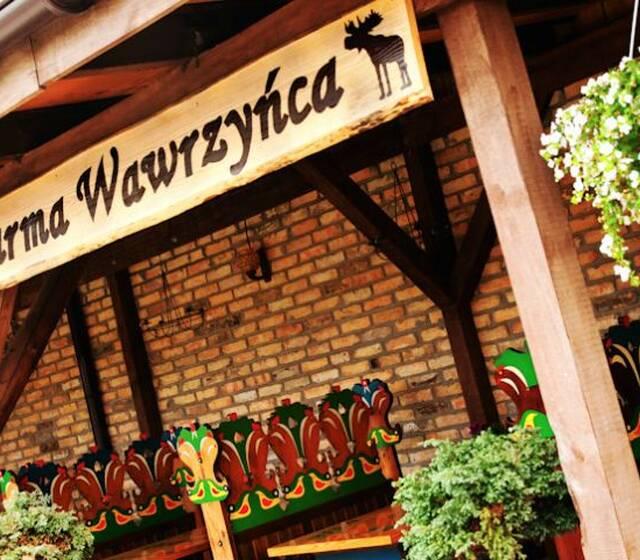 Karczma Pod Łosiem na Farmie Wawrzyńca w Gorzowie Wielkopolskim
