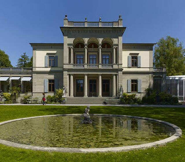 Beispiel: Außenansicht, Foto: Museum Rietberg.