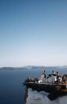 Федор и Александра | Греция, о.Санторини Больше наших свадеб http://vanillaskyweddings.ru/portfolio/
