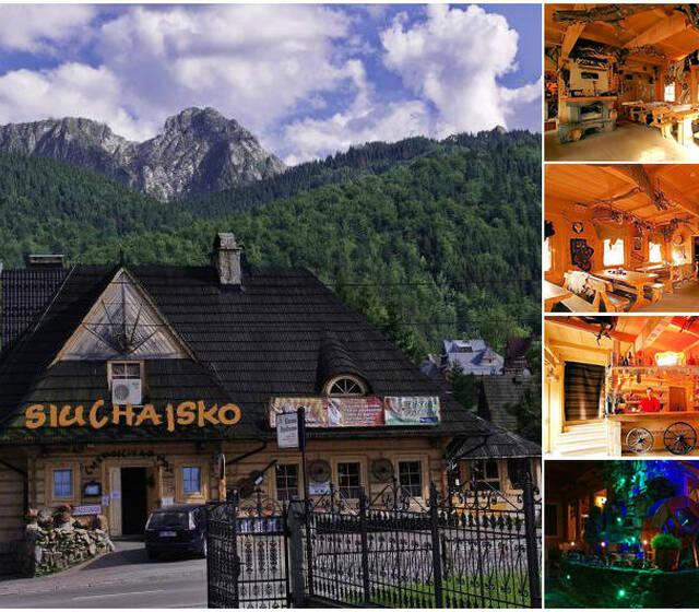 "Restauracja Regionalna ""Siuchajsko"""