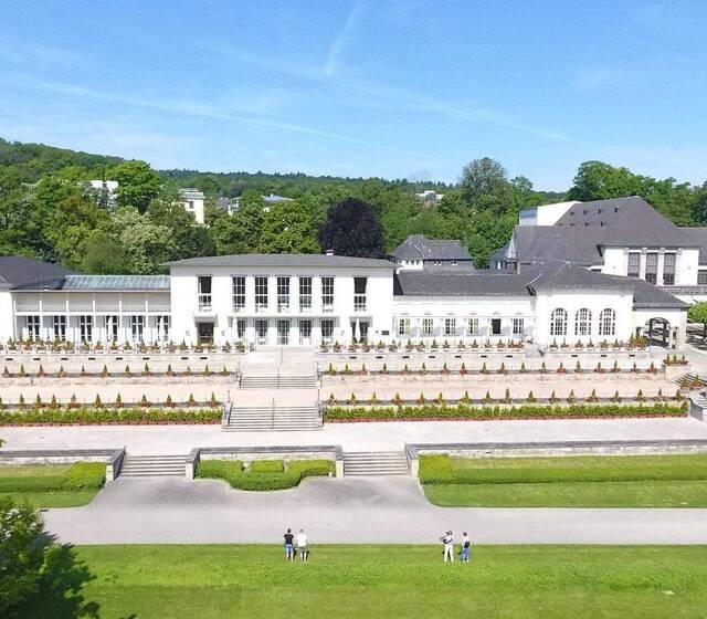 Das Dolce Bad Nauheim - Außenansicht