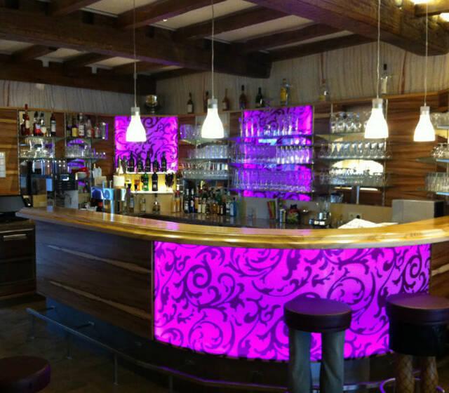 Beispiel: Bar, Foto: AKZENT Hotel Posthotel.