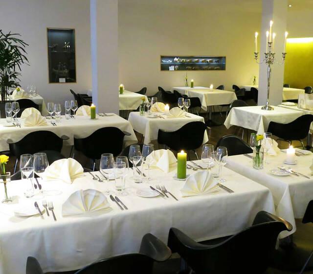 Beispiel: Restaurant, Foto: Hotel Dom.