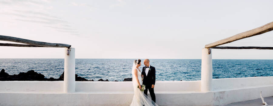 Destination wedding in Stromboli