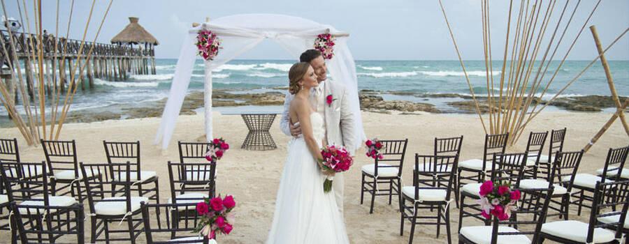 Mayan Palace Mazatlán para que celebres tu boda a lo grande