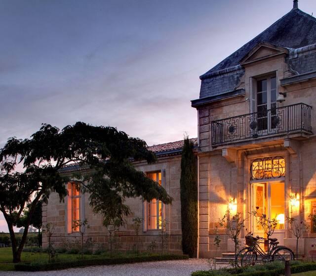 Château Cordeillan-Bages - Jérôme Mondière