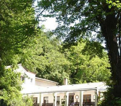 Beispiel: Außenansicht, Foto: Schützenhaus Handschuhsheim.