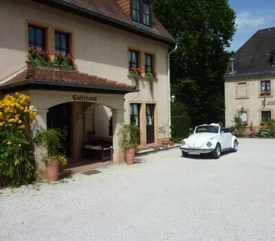 Beispiel: Ihre Hochzeitslocation, Foto: Landhaus Diedert.
