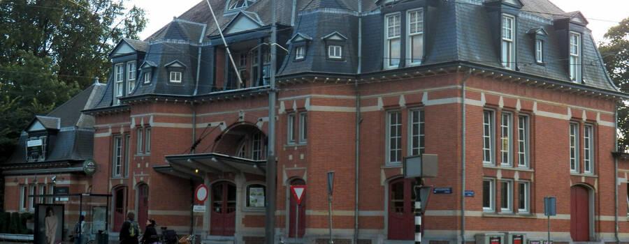 Electrische Museumlijntram Amsterdam