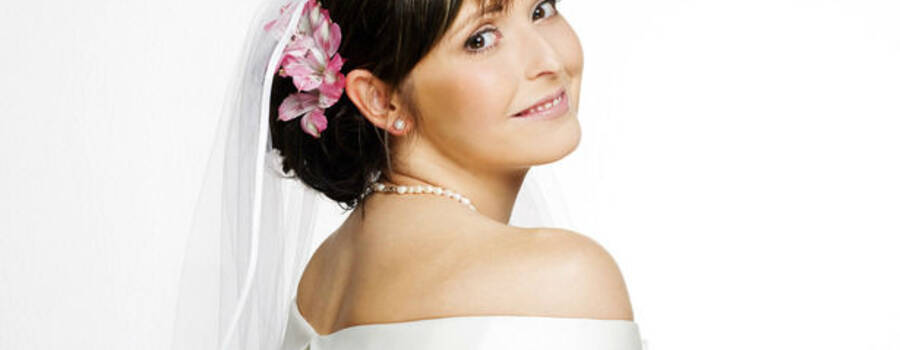 Beispiel: Perfektes Styling für die Braut, Foto: glam appeal style.