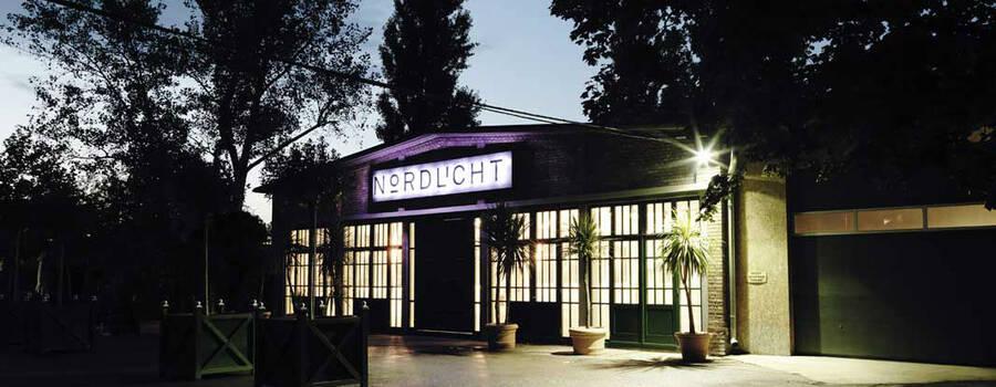 Beispiel: Außenansicht Nordlicht Events, Foto: Nordlicht Events.