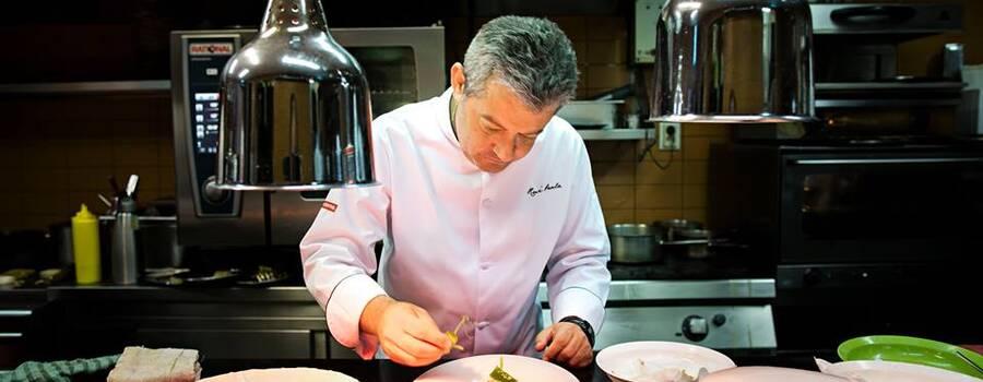 Chef Rui Paula