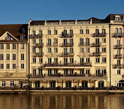 Beispiel: Außenansicht, Foto: Hotel des Balances.