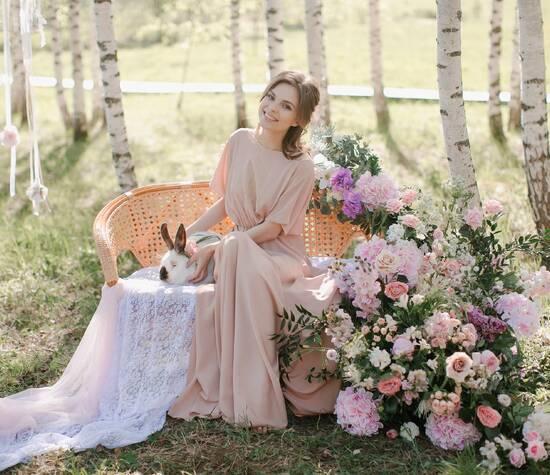 база декора и флористики москва
