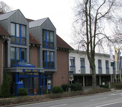 Beispiel: Vorderseite, Foto: AKZENT Hotel Albert.