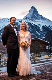 Destination Wedding Zermatt