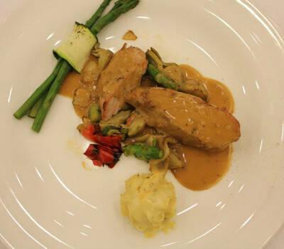 Catering Salones Victoria