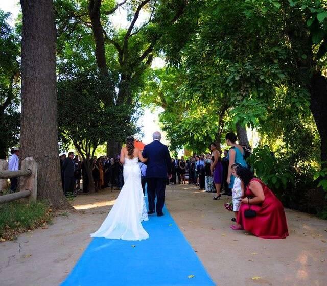 Ceremonia en CLA
