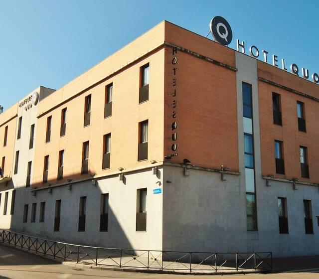 Hotel Quo Fierro