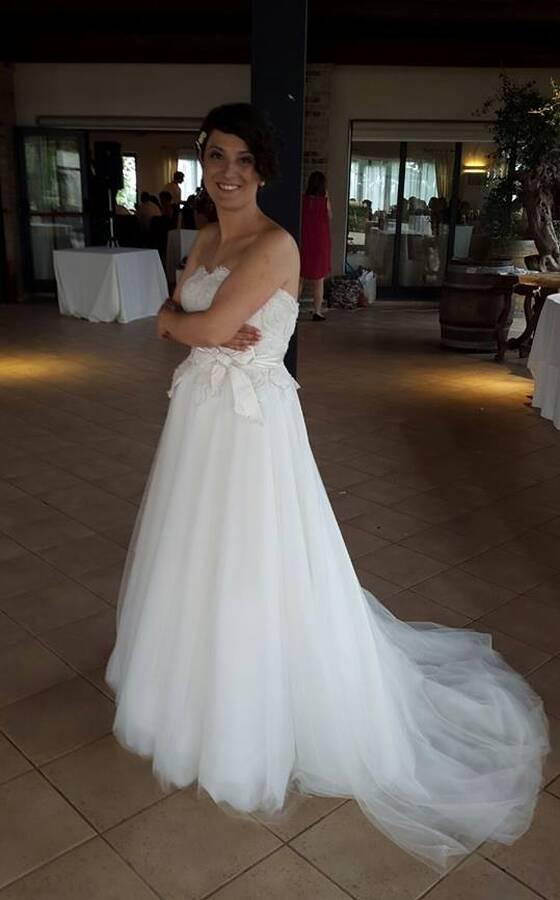 53a64b80d384 White Wedding Sposa - Recensioni