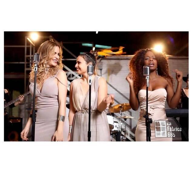 Scarlets & The Femme Soul Band