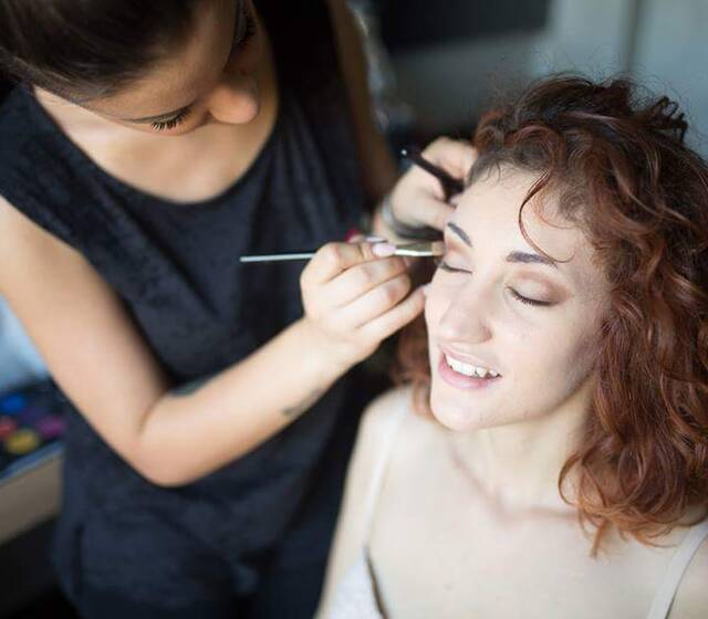 Sofia Agostinelli Make Up Artist