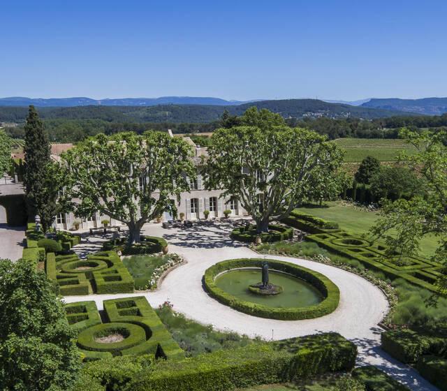 Château Sainte Roseline : notre vaste site classé