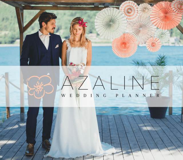 Azaline Wedding Planner - Le Chêne & La Rose Photographe Le Chêne & La Rose - Photographe