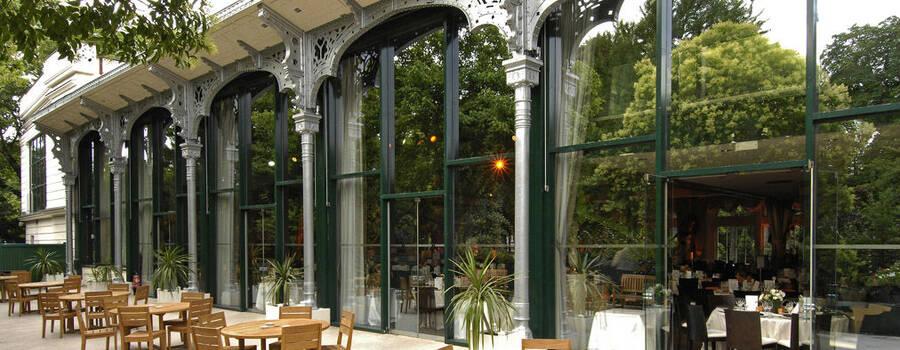 Le Pavillon Gabriel - Salon Alcazar