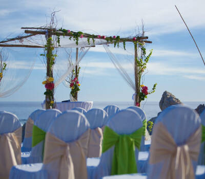 Bodas en The Westin Resort & Spa, Los Cabos