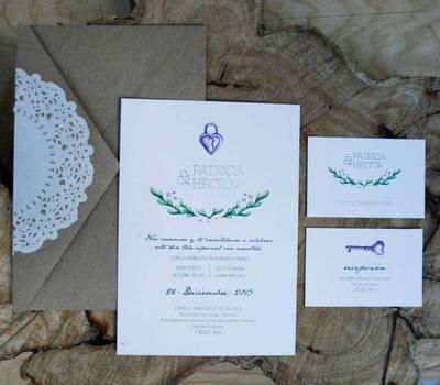 Canela, invitaciones para tu boda en Guadalajara