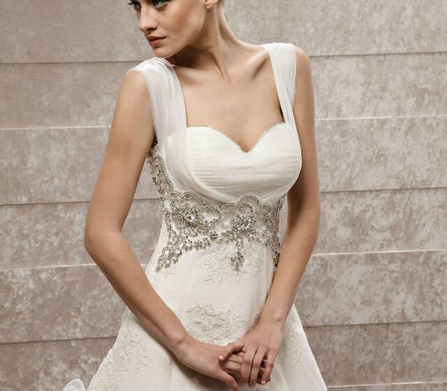 Beispiel: Brautmode, Foto: Miss Dilara.