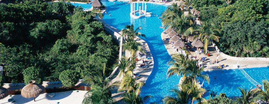 IBEROSTAR Paraíso Beach es el lugar ideal para el destino de tu boda. Celebra tu día en este lujoso resort con servicios 5 estrellas, magníficas instalaciones y paquetes diseñados para hacer tu evento inolvidable.