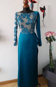 Adriana Rojas Alta Costura