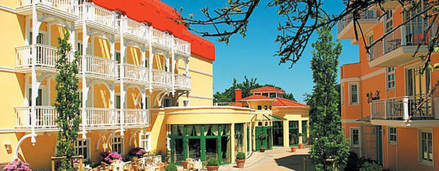 Beispiel: Das Hotel, Foto: Travel Charme Nordperd & Villen Göhren.