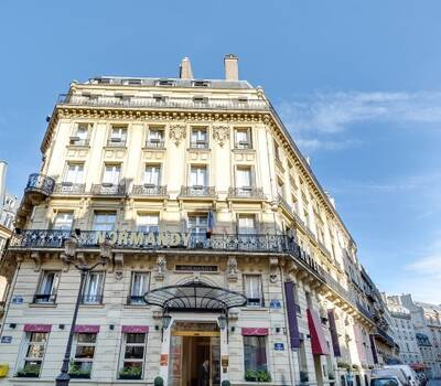 ©Normandy Hôtel