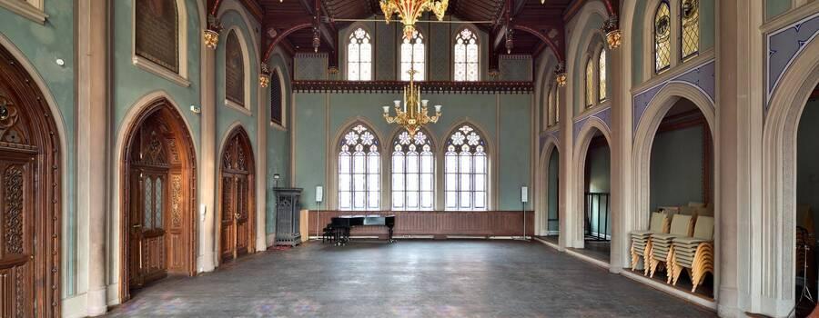 Aula der Ritterakademie © DOMEVENTS Fotograf: Sebastian Greuner