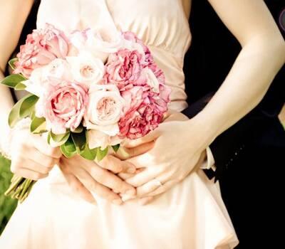 Beispiel: Romantische Hochzeitsfotos, Foto: Frances-Photography.