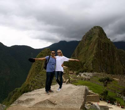 Luna de Miel en Machu Picchu, Cusco, Perú.
